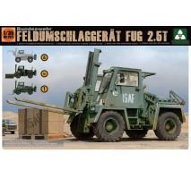 TAKOM 2021 - 1:35 Bundeswehr Feldumschlaggerät FUG 2,5