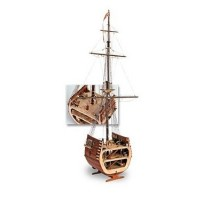 Artesania Latina 20403 - 1:50 The Section of San Francisco - Wooden Model Ship Kit