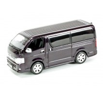 J-Collection - 1:43 TOYOTA HIACE (Facelift) 2013