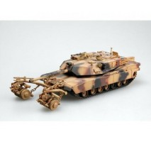 Trumpeter 01535 - 1:35 M1A1/A2 Abrams 5in 1