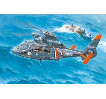 Trumpeter 05106 - 1:35 Helicopter AS365N2 Dolphin 2