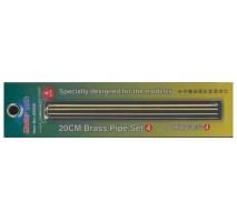 MasterTools - 20CM Brass Pipe Set 4