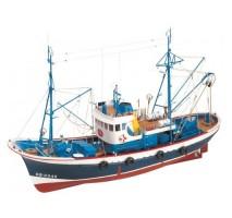 Artesania Latina 20506 - 1:50 Marina II Diesel Boat- Wooden Model Ship Kit