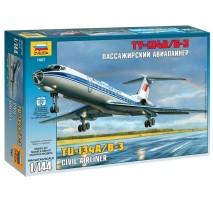 Zvezda 7007 - 1:144 Tupolev Tu-134 A/B-3