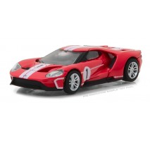 GreenLight 13200-D - Ford GT 1967 #1 Ford GT40 Mk.IV Tribute Solid Pack - Ford GT Racing Heritage Series 1