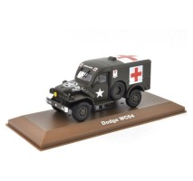 Atlas - 1:43 Dodge WC54 Ambulance (WWII Collection by EAGLEMOSS)