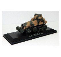 Atlas - 1:43 AMC Schneider P16 (M29) 1ere GRDI Mettet (WWII Collection by EAGLEMOSS)