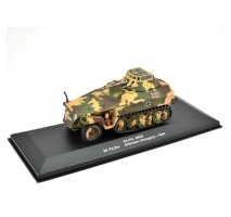 Atlas - 1:43 Sd. Kfz. 250/9 (WWII Collection by EAGLEMOSS)