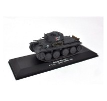 Atlas - 1:43 Pz.Kpfw. 38(t) Ausf. F - 7. Pz.Div. (WWII Collection by EAGLEMOSS)