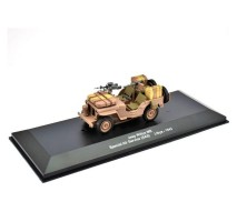 Atlas - 1:43 Jeep Willys MB (WWII Collection by EAGLEMOSS)