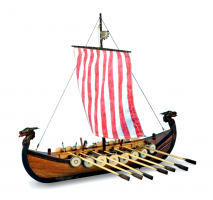 Artesania Latina 19001-N - 1:75 New Viking - Wooden Model Ship Kit