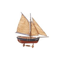 Artesania Latina 19007 - 1:25 Bon Retour - Wooden Model Ship Kit