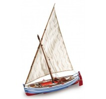 Artesania Latina 19009 - 1:20 Cadaques - Wooden Model Ship Kit