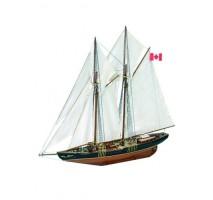 Artesania Latina 22453 - 1:75 Bluenose II - Wooden Model Ship Kit