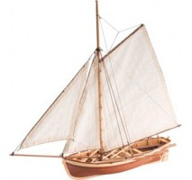 Artesania Latina 19004 - 1:25 H.M.S.Bounty's Jolly Boat - Wooden Model Ship Kit