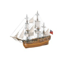 Artesania Latina 22516 - 1:60 HMS Endeavour - Wooden Model Ship Kit
