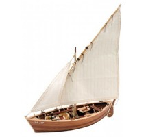 Artesania Latina 19017 - 1:20 La Provencale - Wooden Model Ship Kit