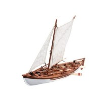 Artesania Latina 19018 - 1:35 Providence-New England's Whale Boat - Wooden Model Ship Kit