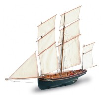 Artesania Latina 22190 - 1:50 La Cancalaise - Wooden Model Ship Kit