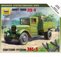 Zvezda 6124 - 1:100 ZIS-5 Soviet truck