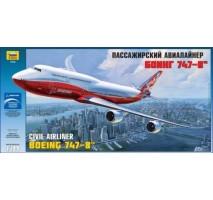 Zvezda 7010 - 1:144 BOEING 747-8