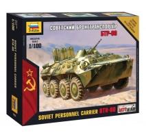 Zvezda 7401 - 1:100 BTR-80