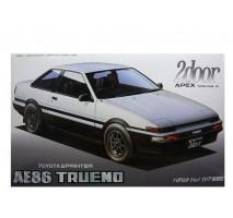 FUJIMI 035222 - 1:24 ID-57 Toyota Trueno AE86 APEX Late'85