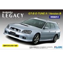 FUJIMI 039312 - 1:24 ID-77 Subaru legacy-to-ring wagon GT-B E-tunell/Version B window masking seal