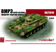 Modelcollect - 1:72 BMP3 Infantry fighting vehicle, early version
