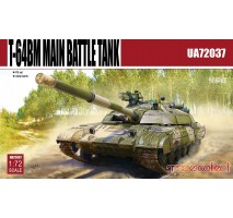 Modelcollect - 1:72 T-64BM Main Battle Tank