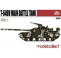 Modelcollect - 1:72 T-64BV Main Battle Tank