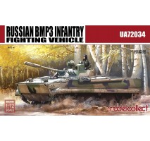Modelcollect - 1:72 BMP3E Infantry fighting vehicle