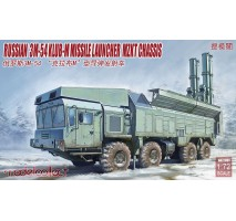 "Modelcollect - 1:72 Russian 3M-54""Caliber(CLUB)-M""Coastal Defense Missile Launcher Mzkt chassis"