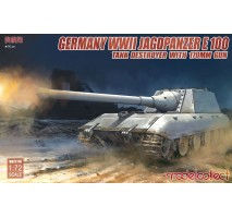 Modelcollect - 1:72 German WWII Jagdpanzer E-100 Tank Destroyer with 170mm Gun