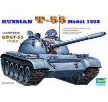Trumpeter 00342 - 1:35 T-55 Model 1958