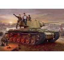 Trumpeter 00360 - 1:35 KV-1 model 1942 Lightweight Cast Tank
