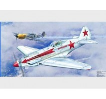 Trumpeter 02230 - 1:32 MiG-3