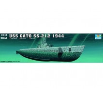 Trumpeter 05906 - 1:144  Sub.-GATO SS-212 1944