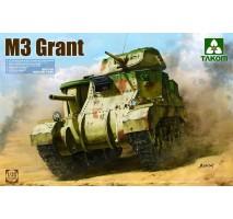 TAKOM 2086 - 1:35 BRITISH MEDIUM TANK M3 GRANT