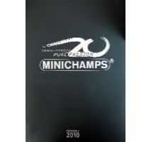 Minichamps - PMA CATALOGUE - 2010 - EDITION 1