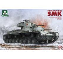 TAKOM 2112 - 1:35 Soviet Heavy Tank SMK