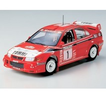 TAMIYA 24220 - 1:24 Mitsubishi Lancer Evolution VI WRC