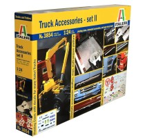 Italeri 3854 - 1:24 TRUCK ACCESSORIES SET II