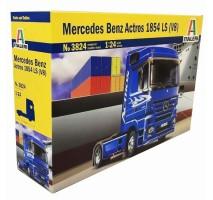 Italeri 3824 - 1:24 MERCEDES-BENZ ACTROS 2002