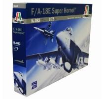Italeri 0083 - 1:72 F/A-18E SUPER HORNET