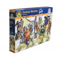 Italeri 6010 - 1:72 MOORS / SARACENS (11TH CENTURY) - 23 figures