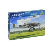 Italeri 1391 - 1:72 JU 86 E1/E2