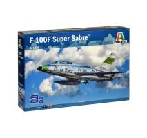 Italeri 1398 - 1:72 F-100F SUPER SABRE