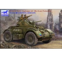 Bronco Models CB35011 - 1:35 T17E1 Staghound A/C Mk. I (Late Production )