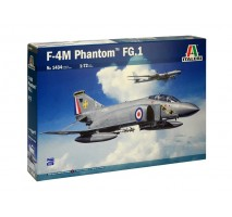 Italeri 1434 - 1:72 F-4M PHANTOM FG.1